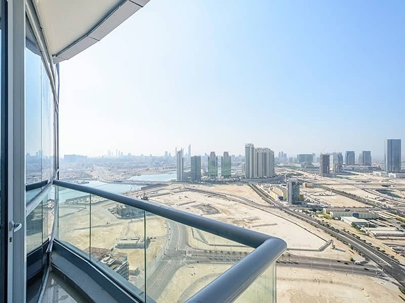 16 New Penthouse+ Balcony +2 month rent free +AC Free