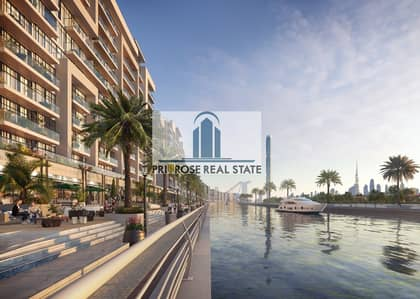 Canal Boulevard Facing Shops Perfect for Cafe/Services/Restaurants/Sheesha/Nail Spa/Fashion