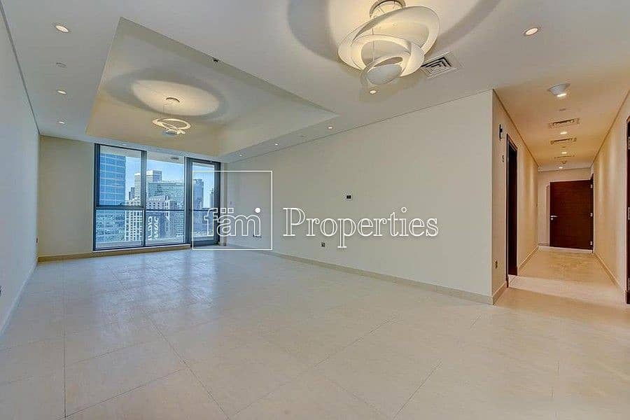 2 3BR Apartment | Unfurnished | Bahwan Tower