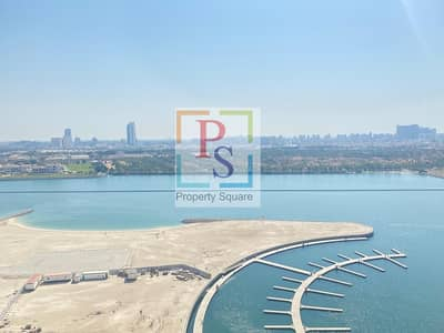 1 Bedroom Apartment for Rent in Al Reem Island, Abu Dhabi - Sea View ! Huge Balcony ! Store Room ! Spacious Apartment