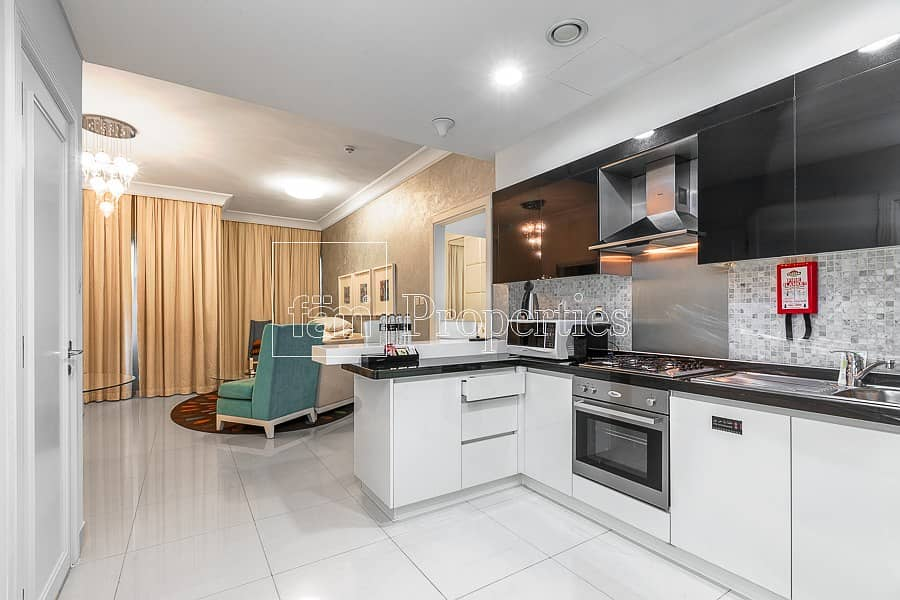 2 1BR Apartment | Fully Furnished | The Signature