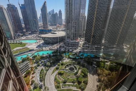 1 Bedroom Apartment for Rent in Downtown Dubai, Dubai - 1BR Apartment | Opera View | Vacant