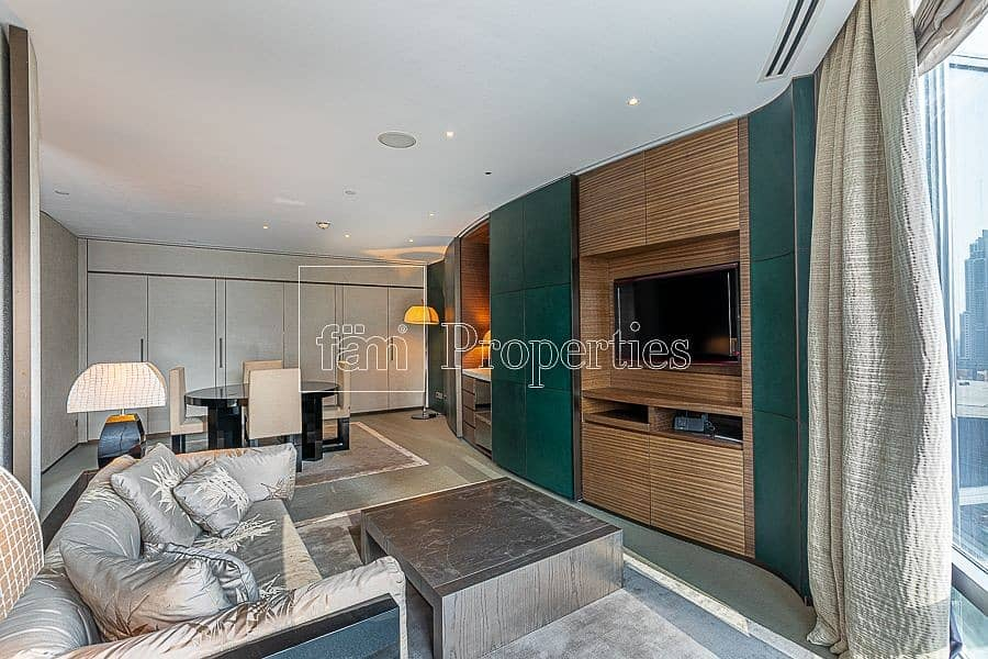 1BR Apartment | Furnished | Armani Residence