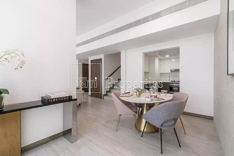 Brand New | Luxury 2 BR Duplex | Tenanted