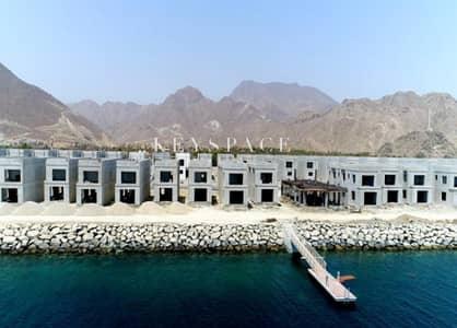 فیلا 3 غرف نوم للبيع في دبا، الفجيرة - Own your Luxury Waterfront Villa|Motivated Seller|10% Down Payment