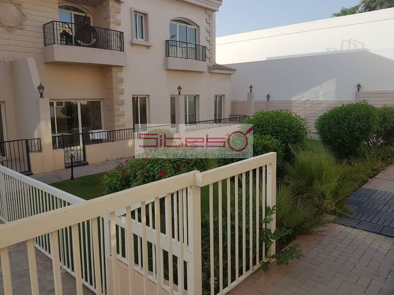 Excellent 5BR compound villa in Al Safa