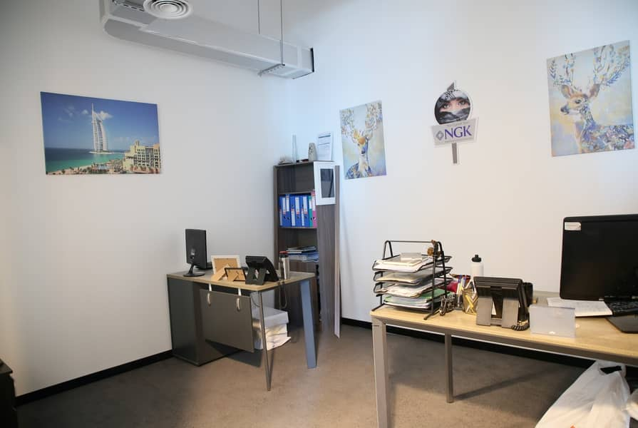 2 Private office Metro Access