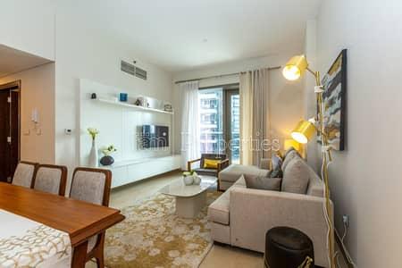 فلیٹ 2 غرفة نوم للبيع في دبي مارينا، دبي - Partial Marina View 2-bedroom Sparkle Towers 2