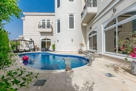 5BR Elegant Fully Furnished Villa