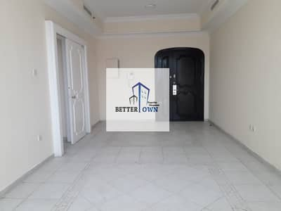 فلیٹ 1 غرفة نوم للايجار في المرور، أبوظبي - Tower Building  Apartment | Spacious 1 BHK In Muroor Near Al Wahda Mall.