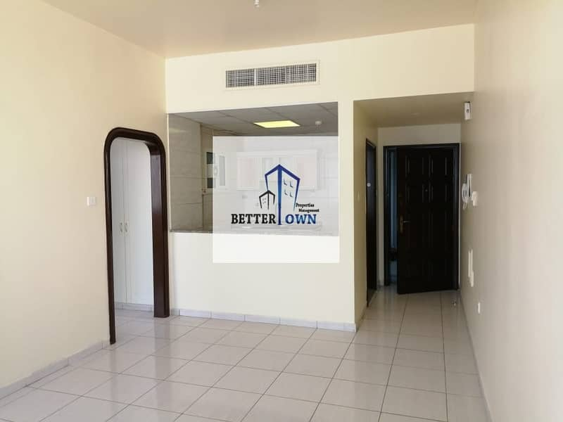 Pleasant 1 BHK @43K! Available In Al Nahyan.