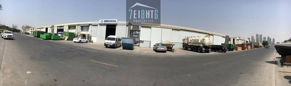مستودع  للايجار في بر دبي، دبي - Commercial whouse: 10