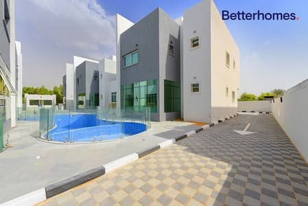 5 Bedroom Villa for Rent in Al Rashidiya, Dubai - Spacious 5 BR Villa| With Maid's Room | Nad Rashid