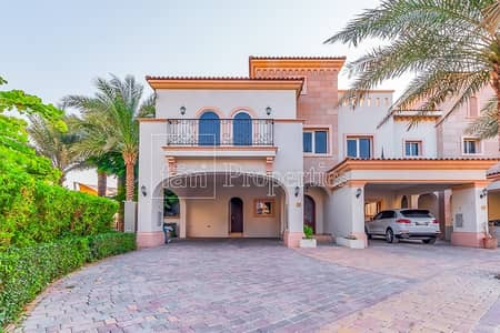 4 Bedroom Townhouse for Sale in Jumeirah Golf Estate, Dubai - Get the key of this 4BR w/ ONLY 10%| 4 years plan