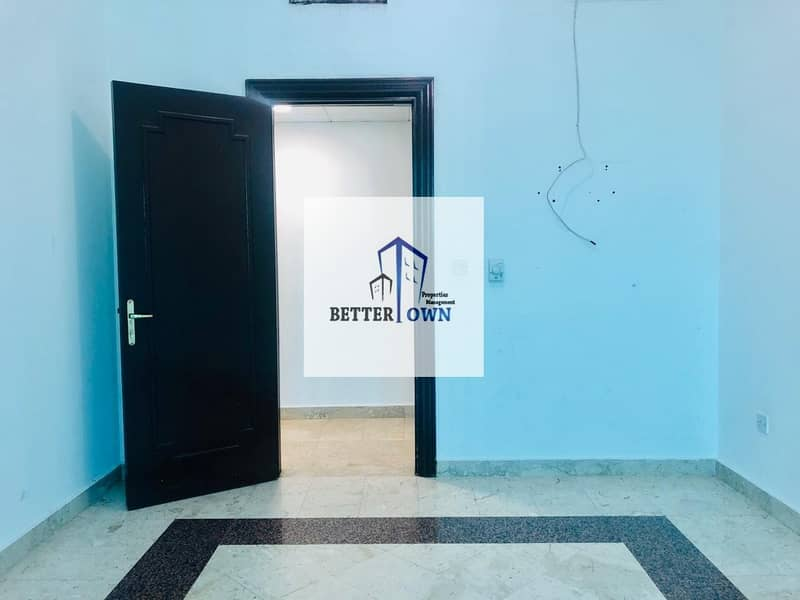 2 Sharing Allowed 3 Bedrooms In Airport Road Near Al Wahda Mall 80k.