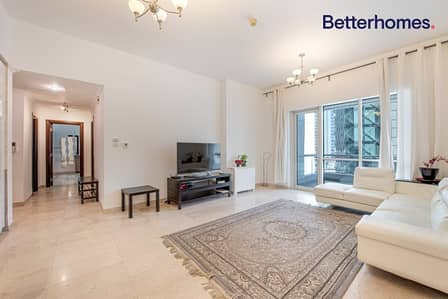 2 Bedroom Flat for Sale in Dubai Marina, Dubai - 2BR + Maid | Upgraded | Vacant