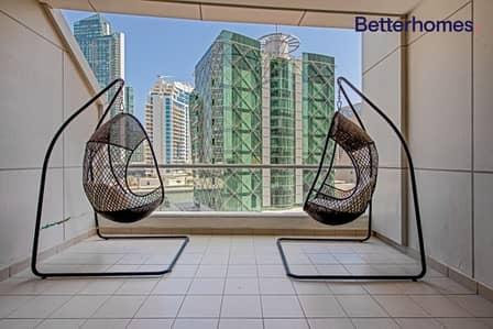 فلیٹ 2 غرفة نوم للبيع في دبي مارينا، دبي - 2BR + Maid | Upgraded | Vacant