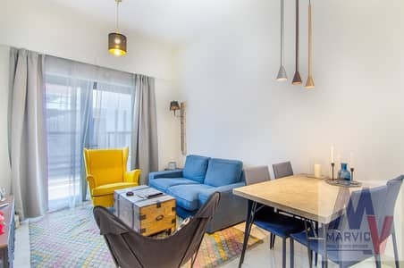1 Bedroom Apartment for Sale in Jumeirah Village Circle (JVC), Dubai - Spacious 1 Bed for SALE in Joya Verde Residence