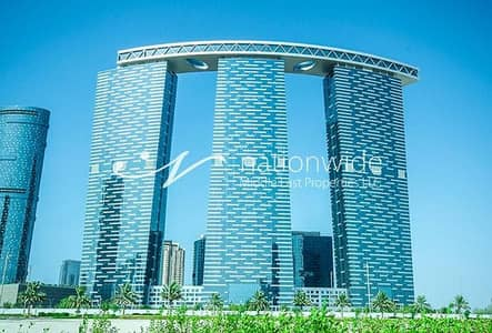 3 Bedroom Apartment for Sale in Al Reem Island, Abu Dhabi - The Best Price | High Floor | Rental Back