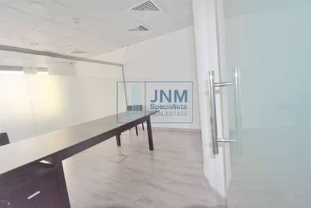 Office for Sale in Jumeirah Lake Towers (JLT), Dubai - Newly Fitted Office with Wet Pantry | Vacant