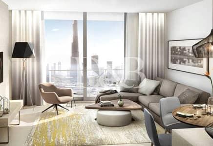 1 Bedroom Apartment for Sale in Downtown Dubai, Dubai - Motivated Seller | Serviced Apt | Genuine Resale