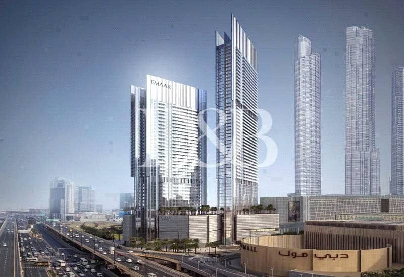 2 Resale | Serviced Apt | Connected to Dubai Mall