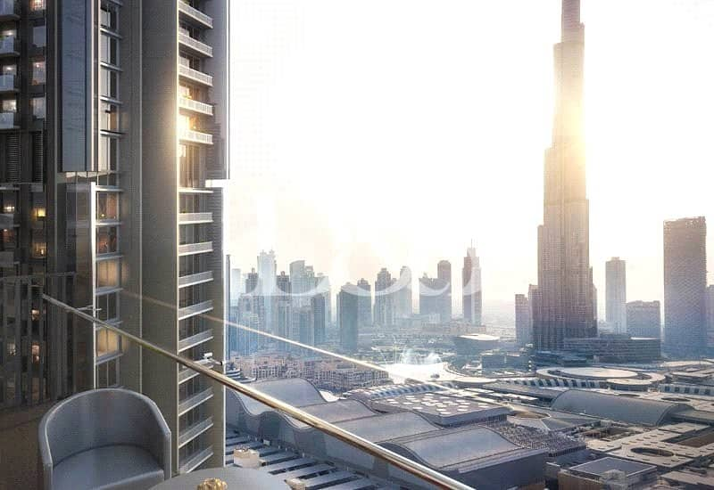 Resale | Serviced Apt | Connected to Dubai Mall