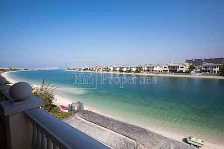 فیلا 4 غرف نوم للبيع في نخلة جميرا، دبي - Priced to Sell | 4Br Grand Foyer | Vacant Transfer