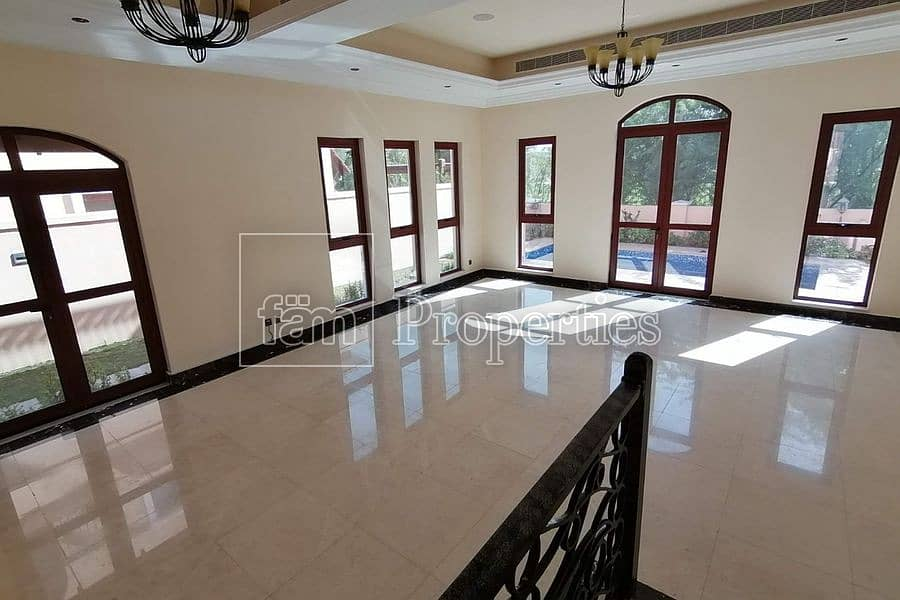 2 Golf View | Amazing Layout | 4 BR+maid