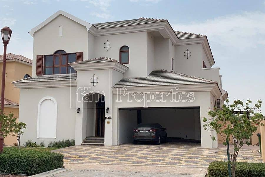 Golf View | Amazing Layout | 4 BR+maid