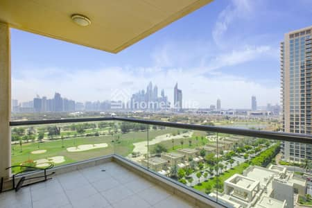 2 Bedroom Apartment for Rent in The Views, Dubai - Golf Course & Pool View|Chiller free |Links East