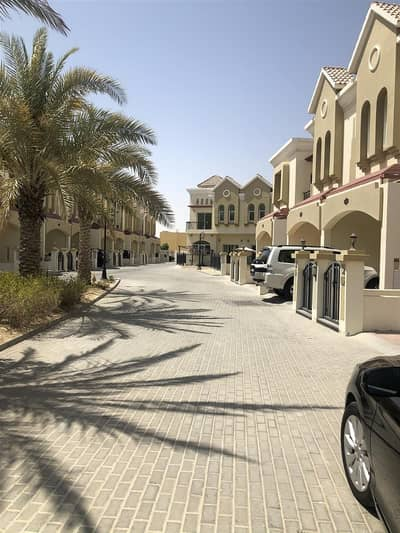 3 Bedroom Villa for Sale in Dubai Industrial Park, Dubai - 3 Bed Townhouse For Sale at Sahara Meadows 1