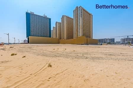 Plot for Sale in Dubai Production City (IMPZ), Dubai - Corner Land On Two Streets | Prime Location