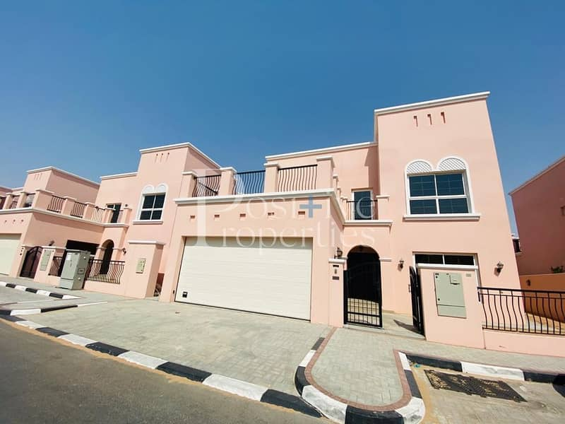 10 Villa For GCC Nationalities|Ready To Move In