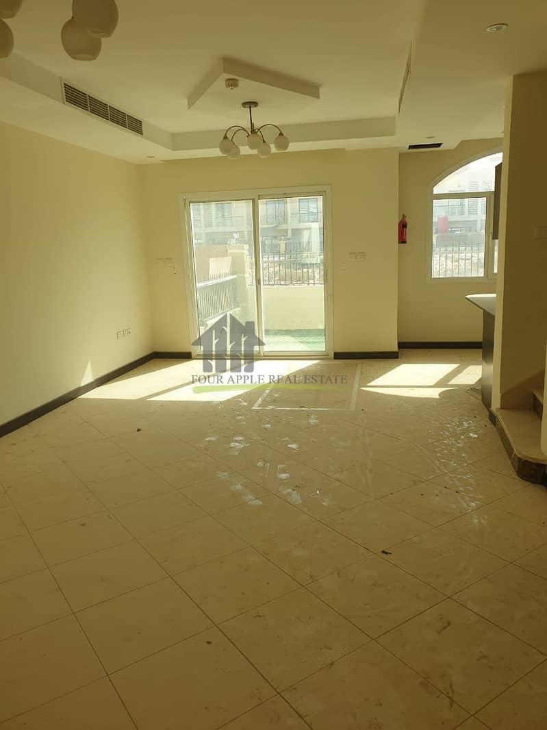 2 Villa | 3 Bedroom | Unfurnished | 43K