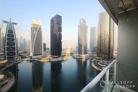 1 Bedroom Apartment for Rent in Jumeirah Lake Towers (JLT), Dubai - Lake View | Panoramic View | Reduced Price