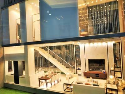 فیلا 2 غرفة نوم للبيع في دبي لاند، دبي - تاونهاوس غرفتين و صالة مع حديقة كبيرة على المسبح