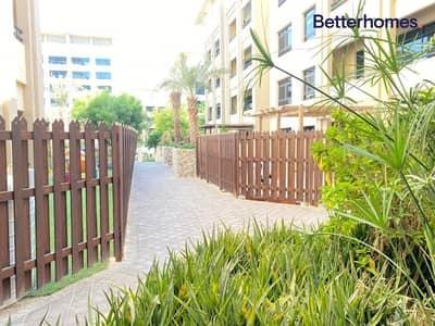 شقة 2 غرفة نوم للايجار في الروضة، دبي - Exclusive | Ground Floor | Close to Metro