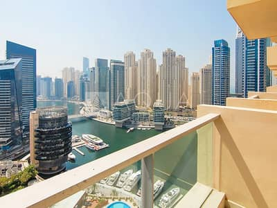 1 Bedroom Flat for Rent in Dubai Marina, Dubai - Luxurious | Fully Furnished | High-End Living