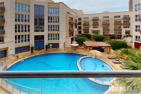Furnished | 1 bed Plus Study | Pool view