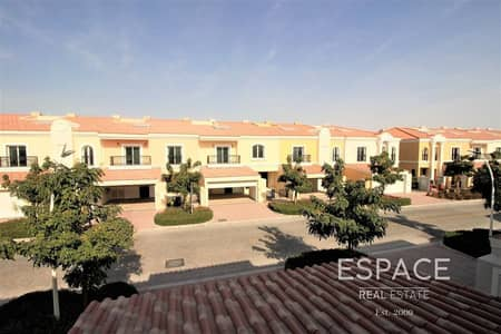 3 Bedroom Villa for Rent in Green Community, Dubai - Family Layout | 3 Beds | Maids and Study