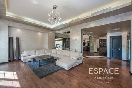 فیلا 3 غرف نوم للبيع في البحيرات، دبي - Stunning Upgrades |  Opposite Pool | VOT