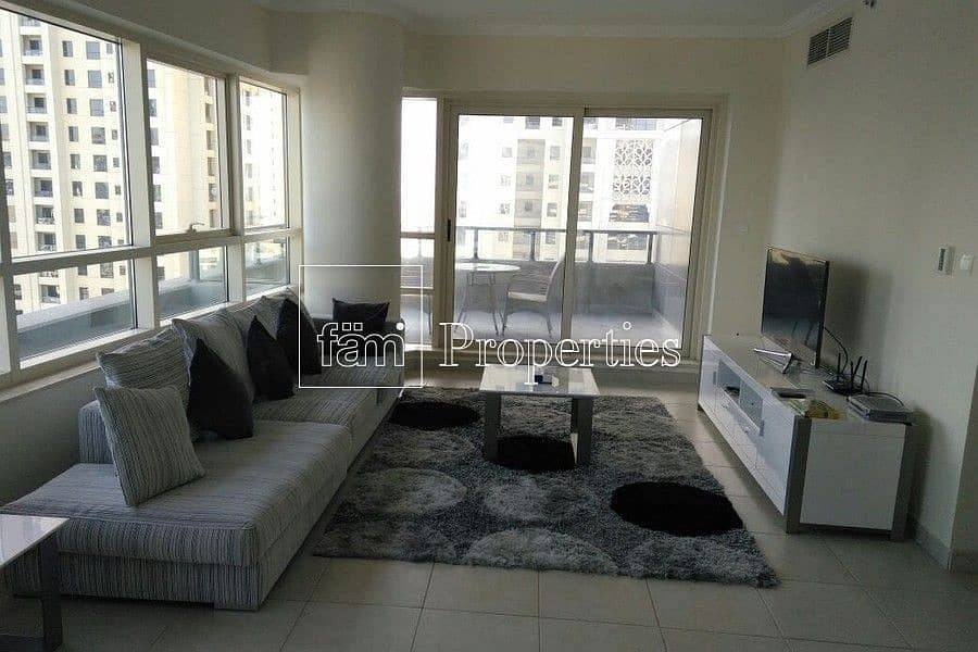 10 Fully Furnished 1 bedroon in Marina Quays West