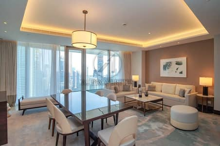 Best Layout 3BR   Full Burj and Fountain View