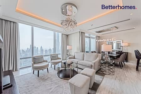 4 Bedroom Penthouse for Sale in Downtown Dubai, Dubai - 4+Maid's Duplex Penthouse|Sky Collection