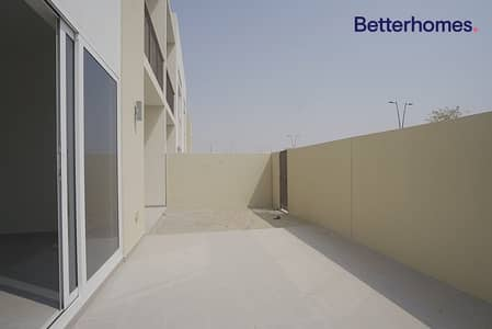 2 Bedroom Flat for Rent in Dubai South, Dubai - Exclusive | Private Garden | Pool and Park View