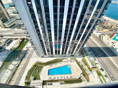 2 Bedroom Flat for Rent in Al Reem Island, Abu Dhabi - BRAND New Apartment 2BR with Balcony