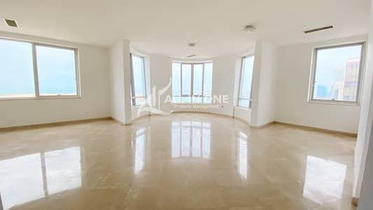 فلیٹ 4 غرف نوم للايجار في منطقة الكورنيش، أبوظبي - Perfect Home With Perfect Space! 4BR in 3 Pays!