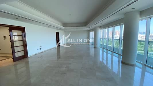 3 Bedroom Apartment for Rent in Al Khalidiyah, Abu Dhabi - Distance Matters Anywhere! 3BR+Maids Room I Basement Parking
