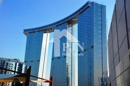 فلیٹ 1 غرفة نوم للبيع في جزيرة الريم، أبوظبي - Convenient !!! 1 BR For Sale In Gate Tower 3.